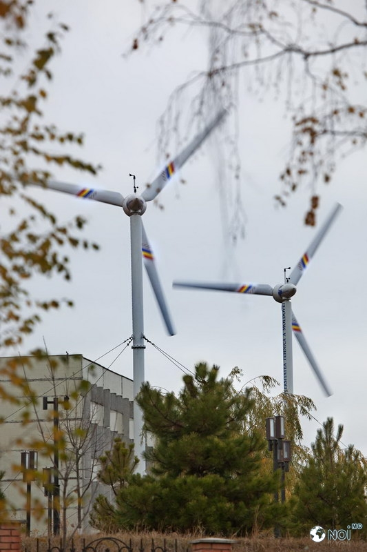 Молдова до конца 2013 года запустит первые проекты по производству ветровой энергии